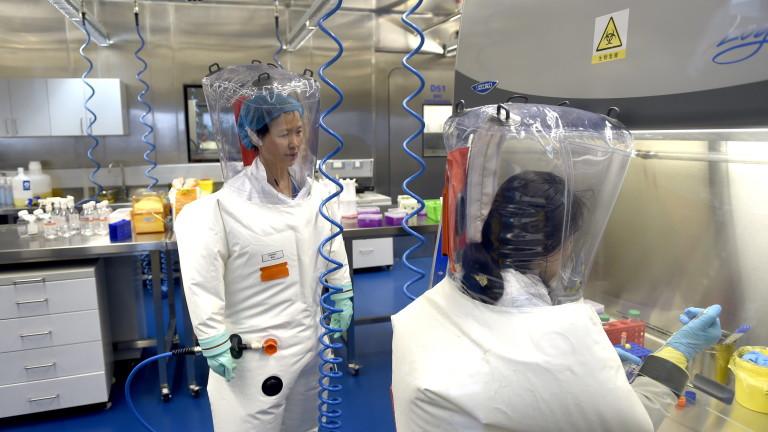 Китай опровергава конспирациите за коронавируса с репортаж в лабораторията в Ухан