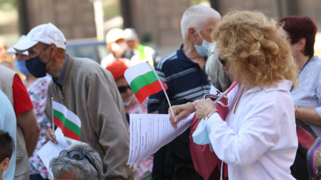 Акцията в президентството - опит за превземане на властови територии