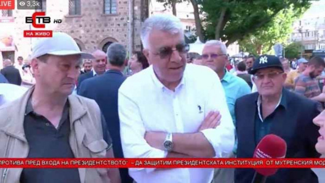 Калина Паскалева: Протестът в защита на Радев е воден от Нинова, Йоло Денев и БСП ТВ
