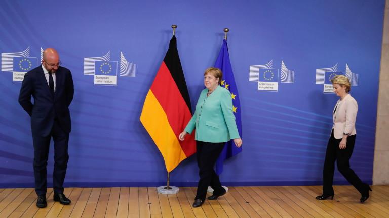 """Германия твърдо решена да спре """"кранчето"""" на страните в ЕС с проблеми със законността"""