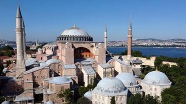 """Държавният съвет на Турция ще каже днес последната си дума за """"Света София"""""""