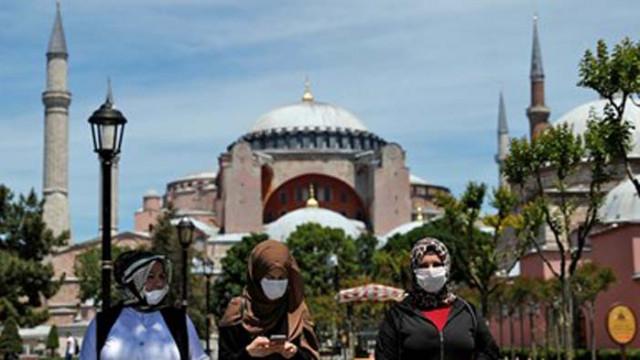 Близо три пъти повече оздравели отколкото заразени с коронавирус в Турция