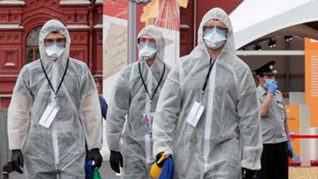 Над 11 000 са починали от COVID-19 в Русия