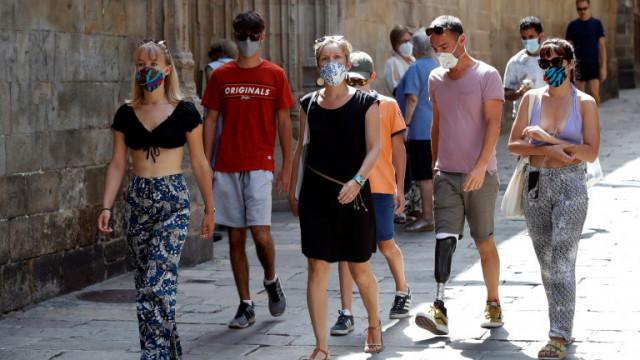 Естремадура въвежда задължително носене на маски