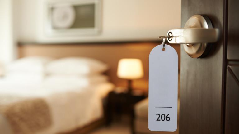 92% срив при нощувките в хотелите у нас през май