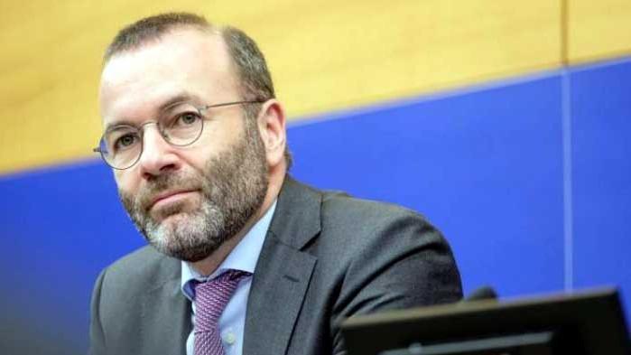 Вебер: Пълна подкрепа и доверие в Бойко Борисов