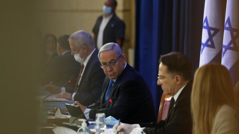 Нетаняху с ограничения в назначенията заради процеса за корупция