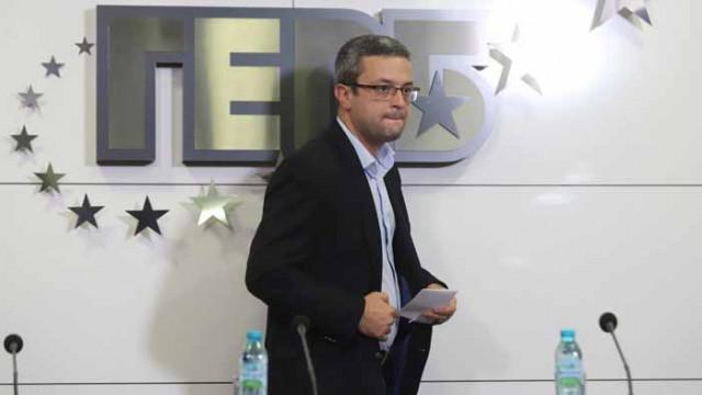 ГЕРБ: Отговорността за безредиците се носи лично от Радев