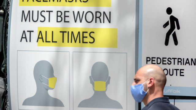 САЩ отново с рекорд - 69 000 нови случая на коронавирус