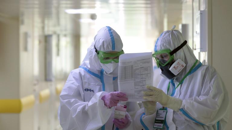 Над 6600 инфектирани с COVID-19 отчете Русия