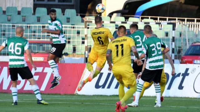 Черно море загуби от Ботев (Пловдив) с 0:1