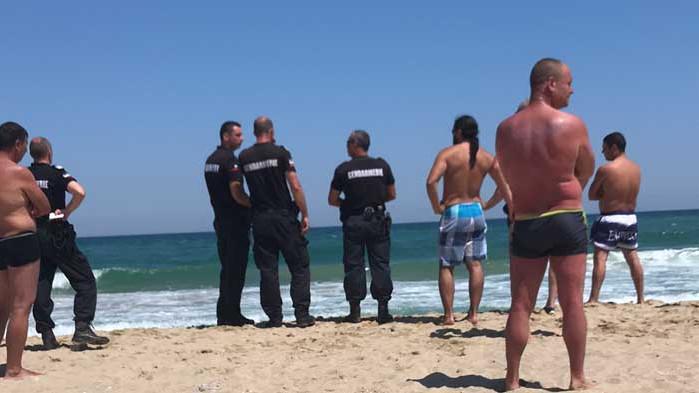 25-годишен казахстанец изчезна във водите край плажа на Камчия