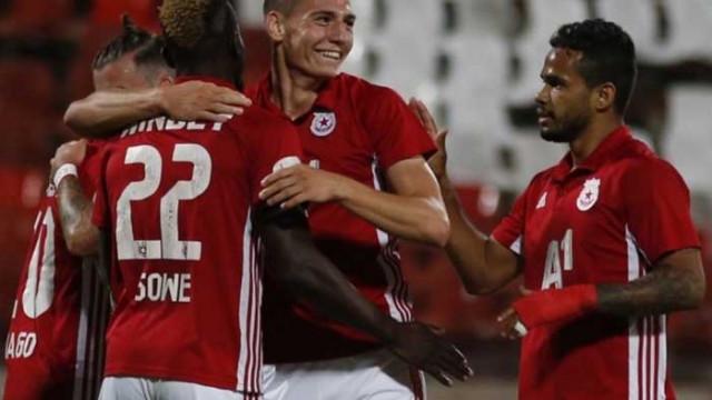 ЦСКА разби Берое на финала в efbet Лига