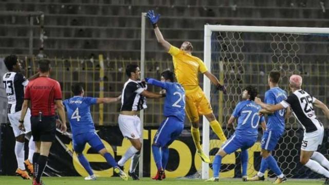 Левски изпусна баража за Лига Европа