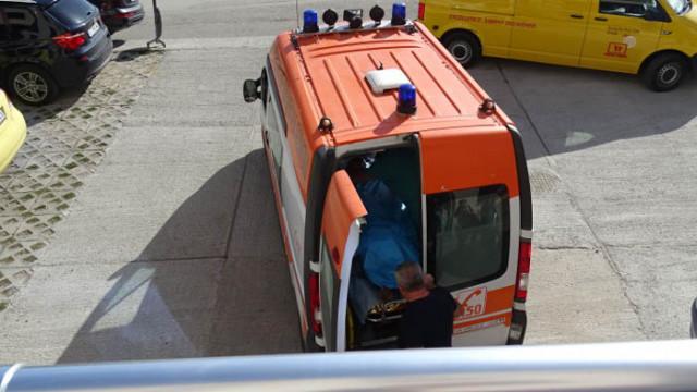Мъж от Габровско е в болница след падане от 2-рия етаж