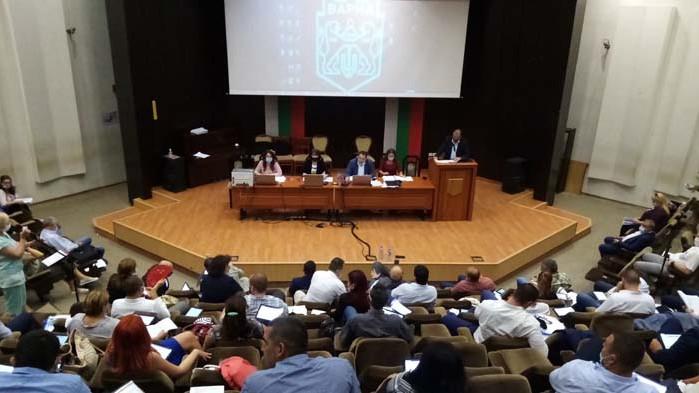 Ето по-важните решения от днешното заседание на Общински съвет-Варна