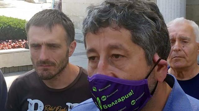 Блъсков: Докато толерирате тези хора – промяната ще я гледате през крив макарон