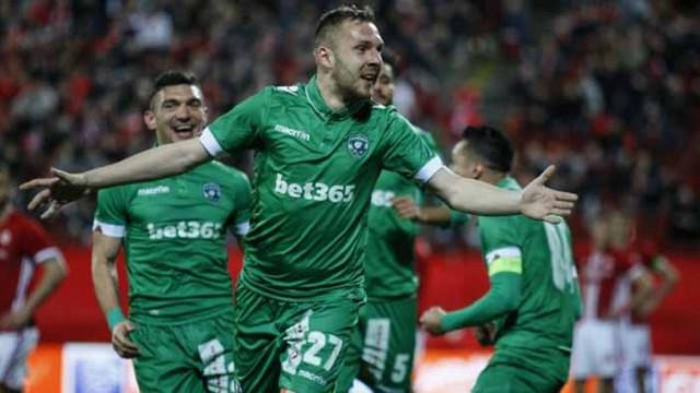УЕФА обяви потенциалните съперници на Лудогорец в Шампионска лига