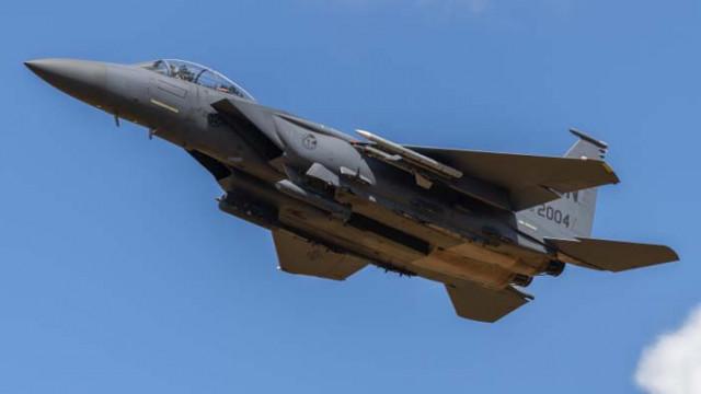 Пентагонът поръча първите изтребители F-15EX за хиперзвуково оръжие