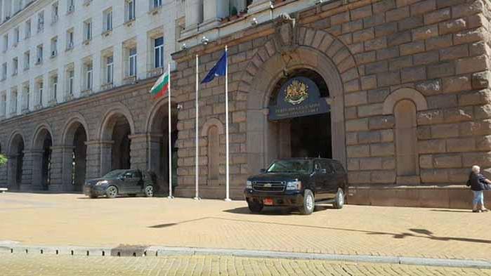Херо Мустафа се видя с Борисов в Министерски съвет