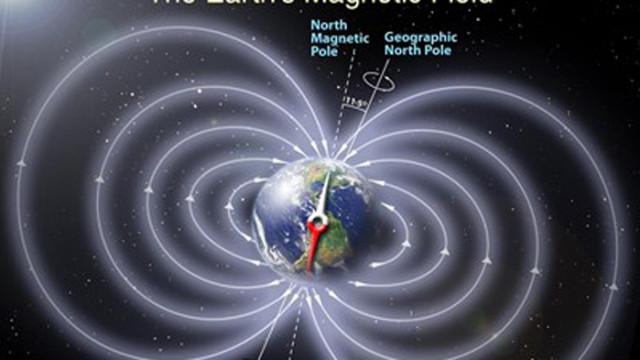 Магнитното поле отслабва: аномалията расте между Африка и Южна Америка с 19 км/ч