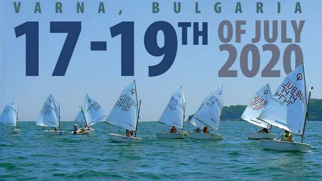 """Започва традиционната """"Международна Регата Варна 2020"""""""