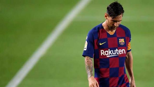 Меси критикува Барселона след загубената титла