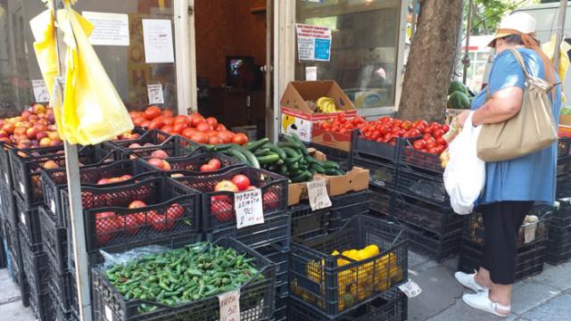 Петъчен пазар  - колко пари ще ви излезе салатата тази седмица