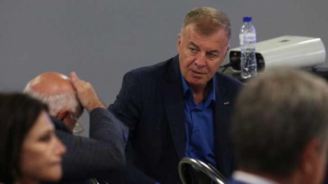 Сираков: Не ми минава през главата, че Левски ще фалира