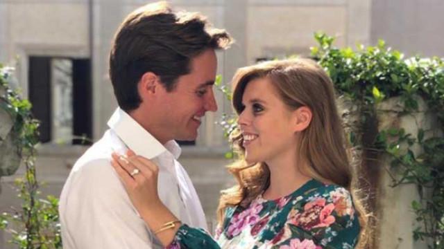 Принцеса Беатрис, Едуардо Моци, тайната им сватба в Уиндзор и кой присъства на нея