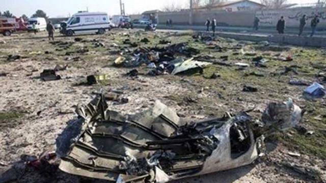 Иран изпрати на Франция черните кутии на сваления украински самолет