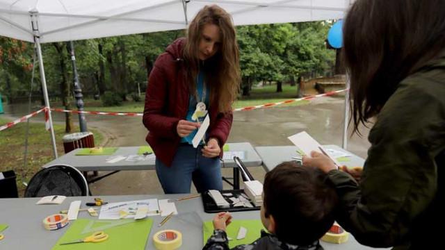 Деца разплитат тайните на Борисовата градина чрез игра с награди