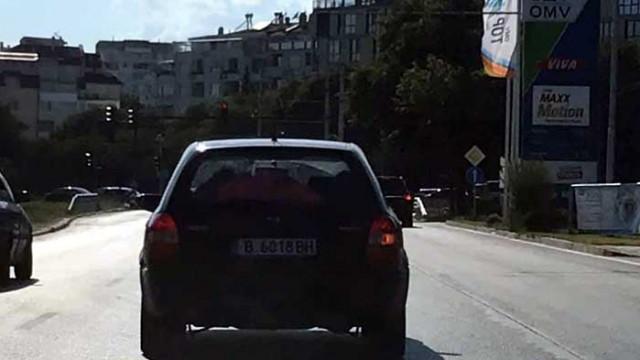 Жена, представяща се за служител на второ РПУ-Варна, заплашва друг водач