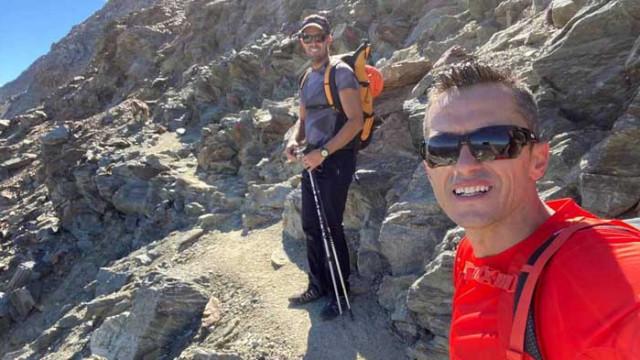 Христо Янев: На 3800 метра сме. Невероятно е!