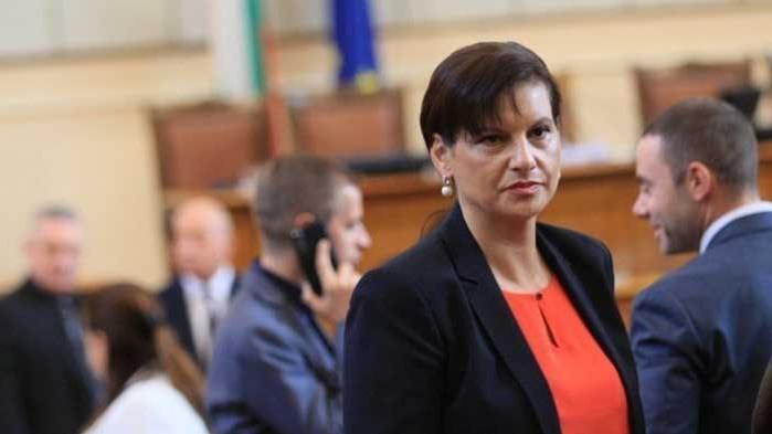 Дариткова: Нямаме притеснения да изложим контрааргументи срещу вота