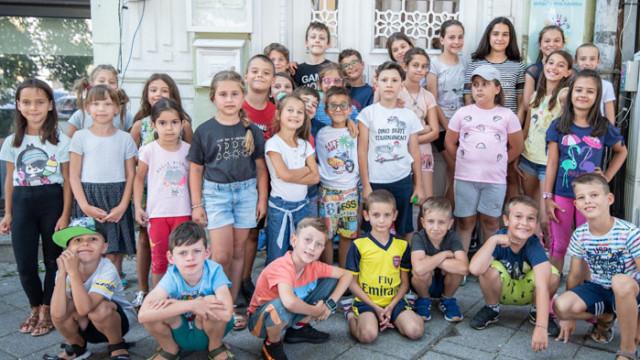 Любимото място на бургаските деца празнува десет години с нова програма
