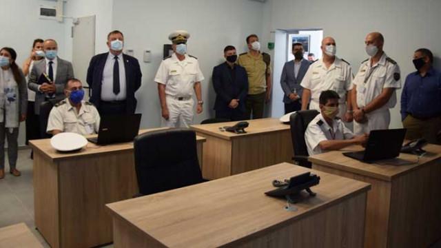 Военноморски координационен eлемент за Черно море започна работа във Варна