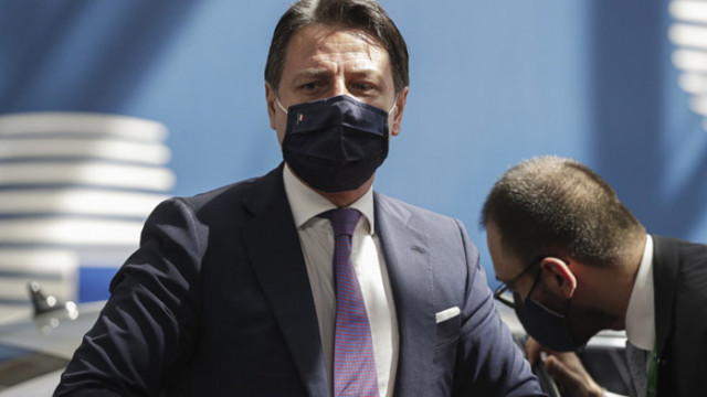 Конте удовлетворен от историческото споразумение - Италия получава €209 млрд.