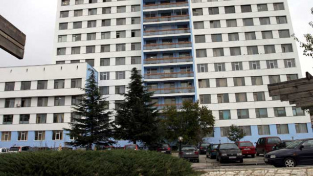 Един от етажите във ВМА-Варна се трансформира в отделение за лечение на COVID-19