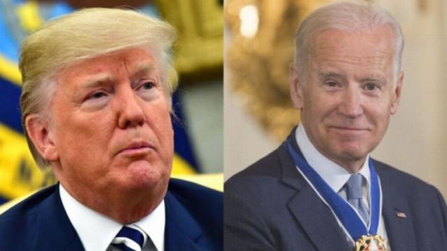 """Байдън пак """"мачка"""" Тръмп в допитванията, води и при колебаещите се избиратели"""