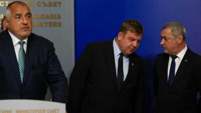 Управляващата коалиция обсъди въпроса за кадрови промени в правителството