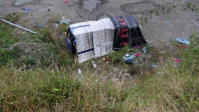 Предявяват обвинения за автобусната катастрофа край Своге