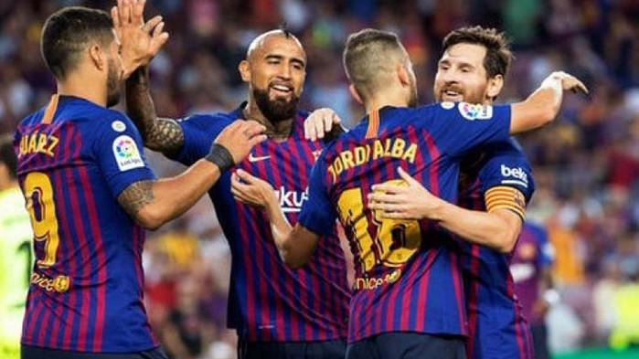 От Барселона готови да се разделят с 12 футболисти през лятото