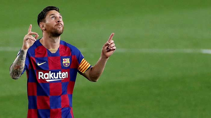 Интер ще опита да привлече Меси през 2021 г.