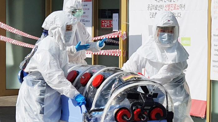 Северна Корея обяви първи случай на коронавирус
