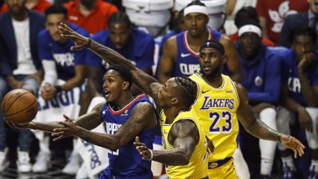 НБА разследва Лу Уилямс за посещение на стриптийз бар