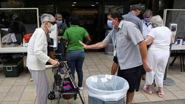 С нови 9300 заразени с коронавирус Флорида изпревари щата Ню Йорк