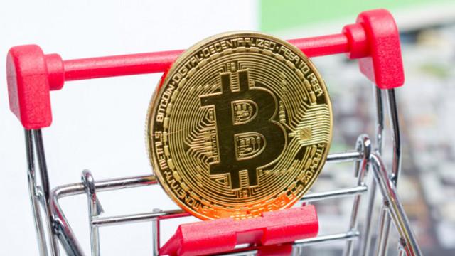 Bitcoin мина границата от $10 000 за първи път от началото на юни