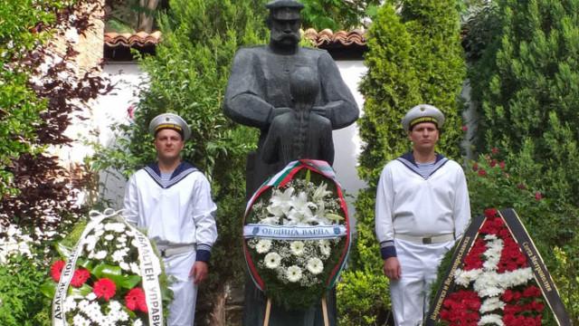 Варна отбеляза 142 години от Освобождението си