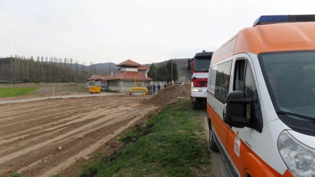 Взривил се е газопроводът България-Гърция в района на Кулата